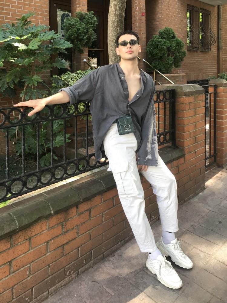 Istanbul based dancer, model, actor and design manager Buğra Büyükşimşek #withUrbanBoxDesire